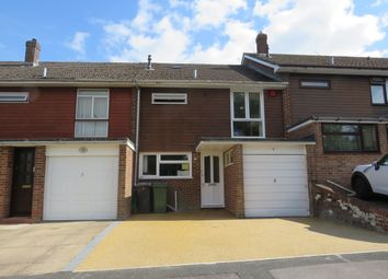 3 bed terraced house for sale in Rockbourne Road, Harestock, Winchester SO22