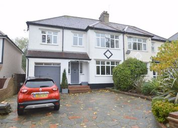 Thumbnail Semi-detached house for sale in Whitethorn Avenue, Coulsdon, Surrey