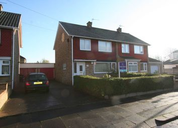 Thumbnail 3 bed semi-detached house for sale in Lansdowne Road, Longlands, Middlesbrough