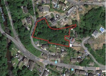 Thumbnail Land for sale in Glyncynwal Road, Upper Cwmtwrch, Swansea