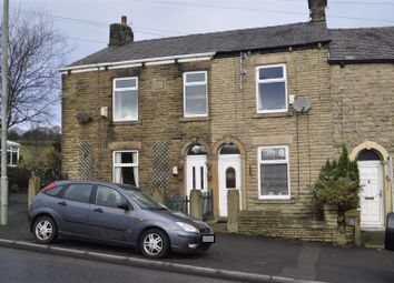 Thumbnail 3 bed terraced house for sale in Mottram Moor, Mottram, Hyde