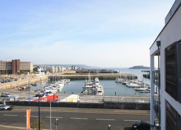 Thumbnail 1 bed flat to rent in Brittany Street, Millbay, Plymouth