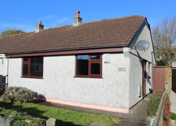 Thumbnail 2 bed semi-detached bungalow for sale in The Turnpike, Tregeseal, St Just
