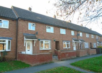 Thumbnail 3 bed terraced house for sale in Claverley Crescent, Shrewsbury