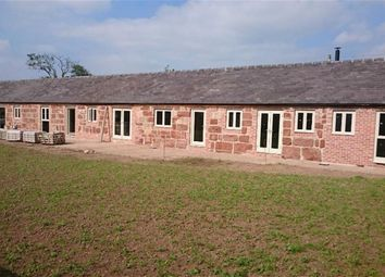 Thumbnail 4 bed barn conversion for sale in Newton-On-The-Hill, Harmer Hill, Shrewsbury