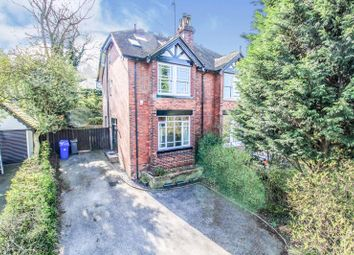 Leek New Road, Stockton Brook ST9. 4 bed semi-detached house for sale