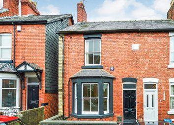 Thumbnail 3 bed end terrace house for sale in Gittin Street, Oswestry, Shropshire