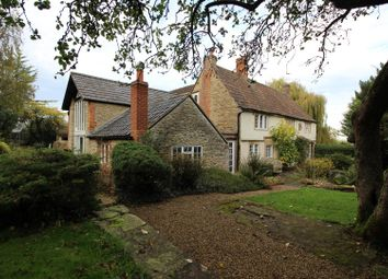 Thumbnail 5 bed detached house for sale in Swindon Road, Kington Langley, Chippenham