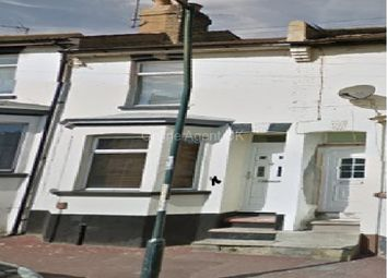 Thumbnail 2 bedroom terraced house to rent in Castle Road, Chatham, Kent.