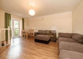 Thumbnail 3 bed flat to rent in Madeira Road, London