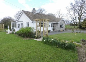 Thumbnail 2 bed detached bungalow for sale in Maesymeillion, Llandysul