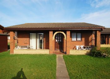 Thumbnail 2 bed bungalow for sale in Eastfield Park, Chapel St Leonards, Skegness