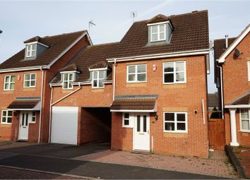 Thumbnail 5 bed semi-detached house for sale in The Maltings, Leicester