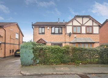Thumbnail 3 bed semi-detached house for sale in 12 Castlegrange Close, Wirral