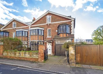 Thumbnail 5 bed semi-detached house for sale in Rosemont Road, Richmond, Surrey