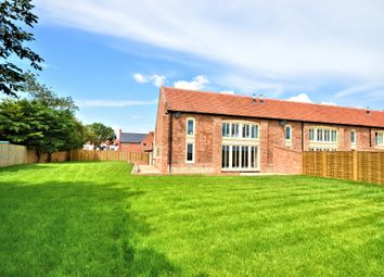 Thumbnail 4 bed barn conversion for sale in Station Road, Docking, King's Lynn