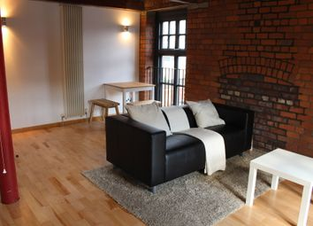 Thumbnail 1 bed flat to rent in Bloom Street, Salford