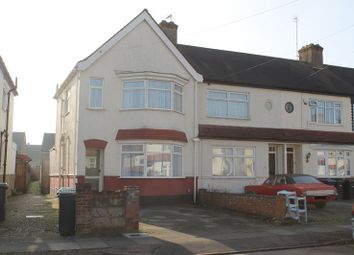Thumbnail 3 bedroom end terrace house for sale in Roedean Avenue, Enfield