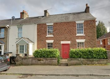 Thumbnail 4 bed semi-detached house for sale in Victoria Road, Coleford, Gloucestershire.