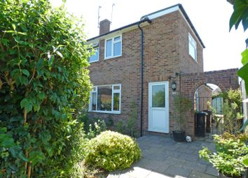 Thumbnail 3 bed semi-detached house for sale in Arundel Close, Hailsham