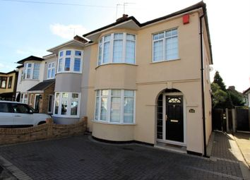 Thumbnail 3 bed semi-detached house for sale in Great Gardens Road, Hornchurch