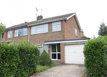Thumbnail 3 bed semi-detached house for sale in Gale Garth, Alne, York