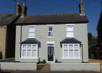 Thumbnail 4 bedroom detached house for sale in Newtown Road, Ramsey, Huntingdon