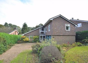 Thumbnail 4 bed detached house for sale in Uplands Road, Farnham