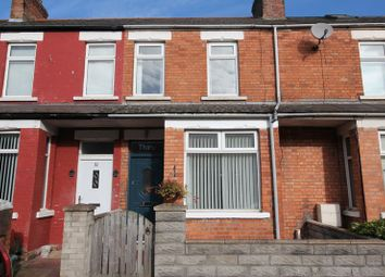 Thumbnail 3 bed terraced house for sale in Victoria Road, Barry
