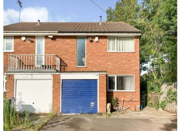 Thumbnail 3 bed semi-detached house for sale in Elder Way, Birmingham