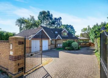 Thumbnail 4 bed detached house for sale in Hamble Lane, Bursledon, Southampton