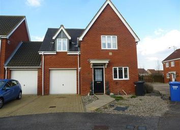 Thumbnail 3 bed property to rent in Willowbrook Close, Carlton Colville, Lowestoft