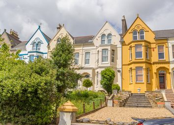 Thumbnail 4 bedroom town house for sale in Connaught Avenue, Mutley, Plymouth