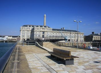 Thumbnail 1 bedroom flat to rent in Mills Bakery, Royal William Yard, Stonehouse, Plymouth