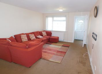 Thumbnail 2 bed town house to rent in Huggett Close, Leicester