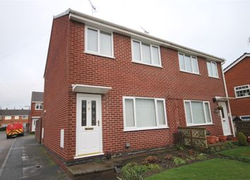 Thumbnail 3 bed semi-detached house for sale in Kingsnorth Close, Newark, Nottinghamshire.