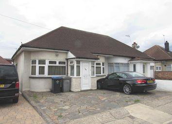 Thumbnail 2 bedroom bungalow for sale in Wood Lane, Kingsbury