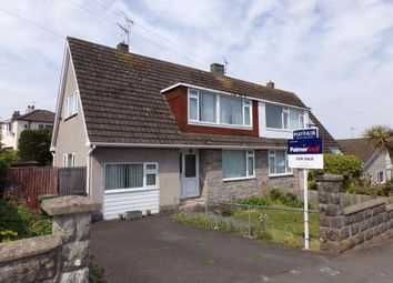 Thumbnail 3 bed semi-detached house for sale in St. Davids Close, Weston-Super-Mare
