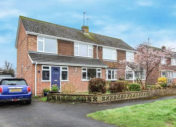 Thumbnail 3 bed semi-detached house for sale in Tadley, Hampshire, .