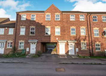 Thumbnail 2 bed town house to rent in High Hazel Drive, Mansfield Woodhouse, Mansfield