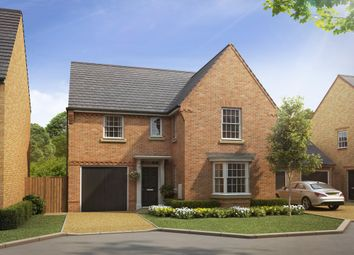 "Thumbnail 4 bed detached house for sale in ""Drummond"" at Horton Road, Devizes"