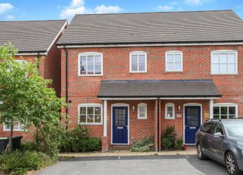 Thumbnail Semi-detached house for sale in Mead Way, Shaftesbury