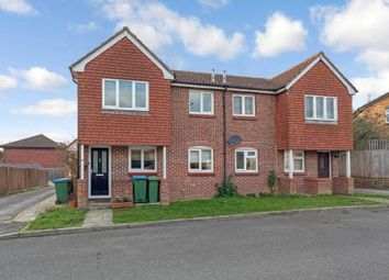 Thumbnail 1 bed flat to rent in Windsor Close, Southwater, Horsham