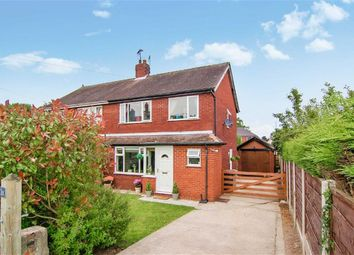 Thumbnail 3 bedroom semi-detached house for sale in Boundary Lane, Mossley, Congleton
