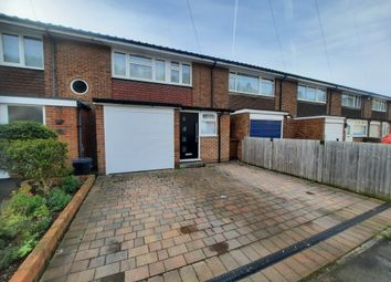 Thumbnail 3 bed terraced house for sale in Beacon Road, Chatham, Kent