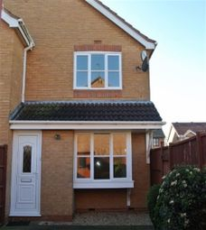 Thumbnail 1 bedroom terraced house to rent in Fulwood Drive, Long Eaton