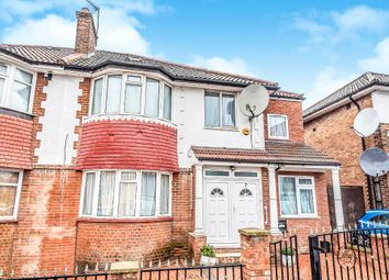 Thumbnail 6 bedroom semi-detached house for sale in Foster Road, London