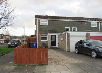 Thumbnail 2 bed terraced house for sale in Greenlaw Road, Cramlington
