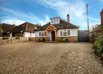 Thumbnail 3 bed bungalow for sale in Lower Weybourne Lane, Farnham, Surrey