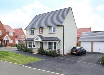"Thumbnail 4 bed detached house for sale in ""Alnwick"" at Aintree Road, Corby"